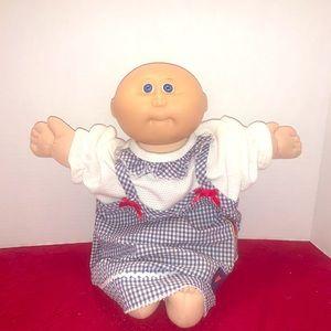 1984 Bauld Cabbage Patch Kid
